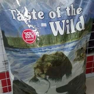 Taste of The Wild for Dog 13kg