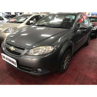 CHEVROLET OPTRA 1.6 AT