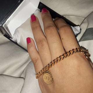 Gelang Channel Gold