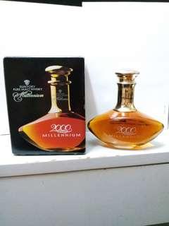 三得利山崎2OOO年紀念绝版限量版17年金花威士忌