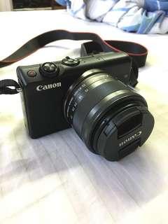 Canon M100 + FREEBIES