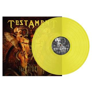 Testament - The Gathering Limited Edition (Yellow) Vinyl LP