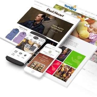 e-Commerce Website Design + Hosting (Limited Offer)