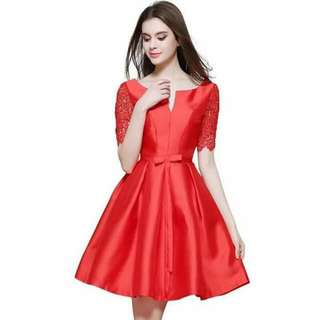 👗FREE SHIPPING!! Red little Dress👗