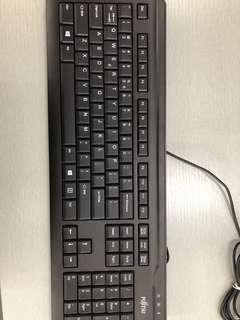Fujitsu 原裝鍵盤
