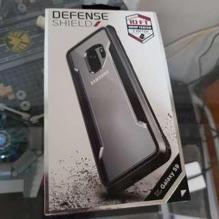 Defense Shield Samsung - for Galaxy S9 (Grey)