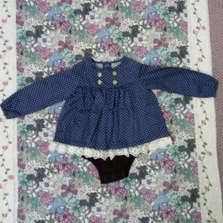 Preloved Baby Girls Dress