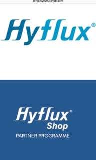 Hyflux Partner Program