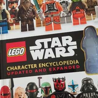 Lego star wars character encylopedia