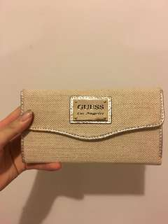 Guess Wallet - free with any purchase