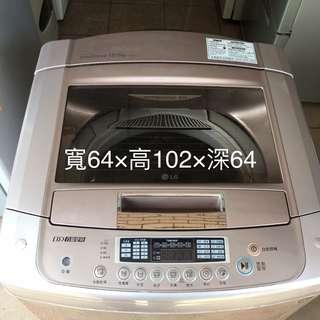 【金文宣電器行】樂金 Lg 15公斤 變頻 洗衣機 二手 蘆洲 台北