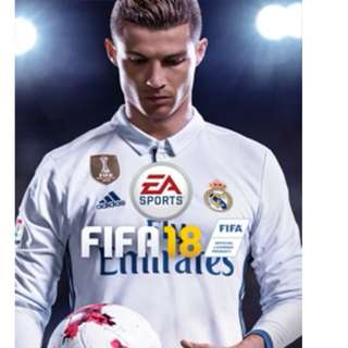 FIFA 18 ULTIMATE TEAM PS4 COINS