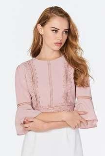 The Closet Lover: Lavina Crochet TOP