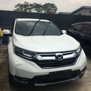 HONDA CR-V 1.5 Turbo CVT Prestige 2018 BRIO MOBILIO JAZZ CRV HRV BRV HR-V BR-V CITY ODYSSEY CIVIC ACCORD S E RS MT AT CVT TURBO PRESTIGE 2018