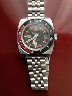 Men's Swiss Diver's Watch