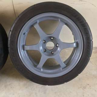 "17"" Original SSR Type C"