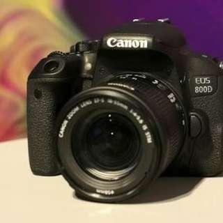 Canon 800D Bisa Di cicil Tanoa kartu Credit ( nikon,sony,lumix)