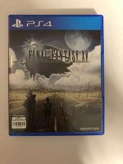 WTS- PS4 Final Fantasy XV