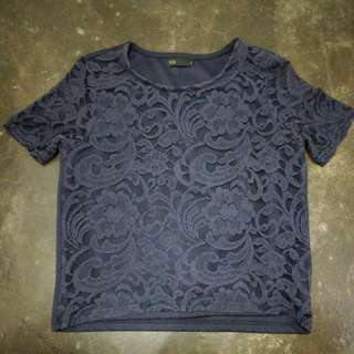 [PL] Seed Lace Top