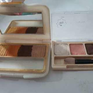 2 items eyeshadow