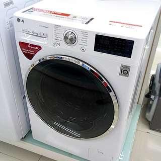 Promo LG 10,5kg FC1450S2W Kredit Tanpa CC