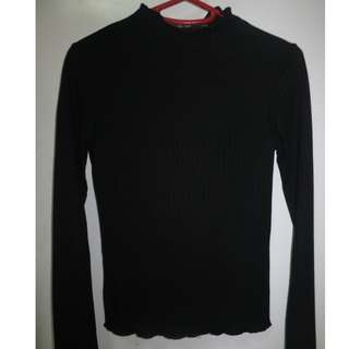 ChicaBooti Ribbed Long Sleeves