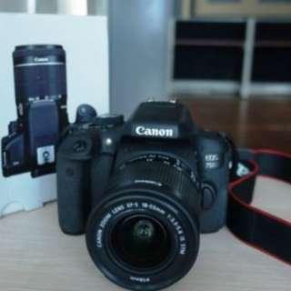 Camera Canon Dslr 700D bisa di Cicil Tanpa kartu credit (nikon,sony,)