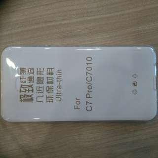 Samsung Galaxy C7 Pro 透明手機套