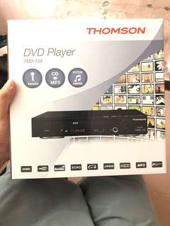 DVD Player 急放 只限葵芳交收 200元 好新淨功能一切正常