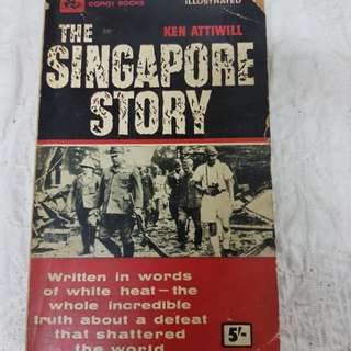 #0329 - The Singapore Story - ken Attiwill