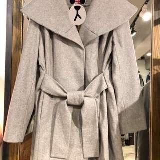 含運!!全新!歐美羊毛外套!!原價10800