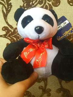 Blue Magic Panda Stuffed Toy