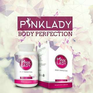 PINK LADY BODY PERFECTION 💯 AUTHENTIC