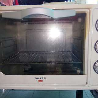 microwave SHARP 900watt