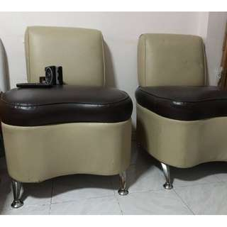 2 pcs sofa chairs