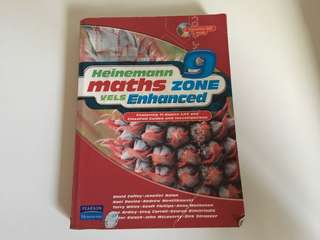 Heinmann maths zone 9