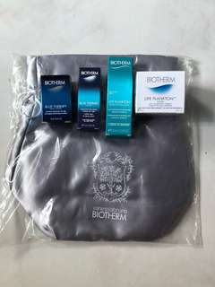 Biotherm blue therapy and life plankton set
