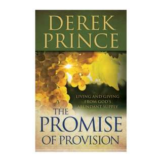 [eBook] The Promise of Provision - Derek Prince