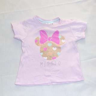Charity Sale! Authentic Disney Baby Minnie Mouse Size 1 Baby Clothes 12 Months
