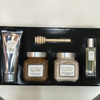 Laura Mercier Sweet Temptation Ambre Vanille Luxe Body Collection