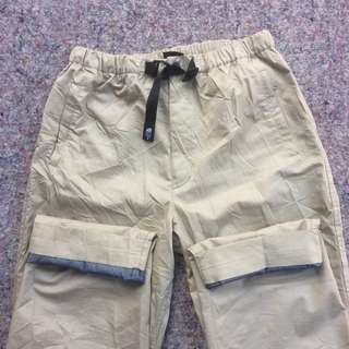 THE NORTH FACE WINDSTOPPER OUTDOOR LONG PANTS