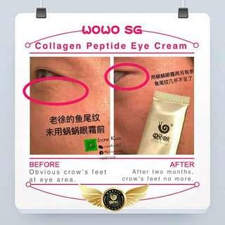 WoWo Collagen Eyecream Massager