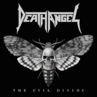 Death Angel – The Evil Divide CD+DVD Digipak