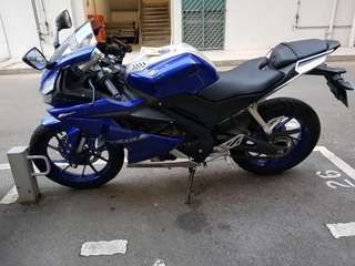 About 2 months old Yamaha R15 V3