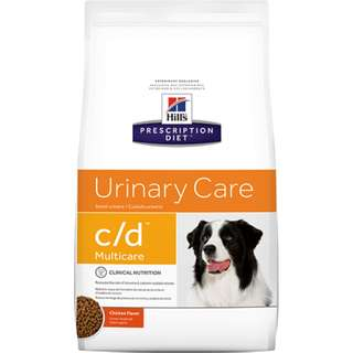 Hills 狗 cd c/d 1.5KG Multicare 泌尿道護理 希爾斯 希爾思 處方飼料 犬用 10074HG