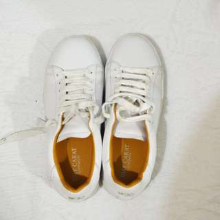 NAME YOUR PRICE | ✔ DETAILS!  Jimy Carat's White Sneakers