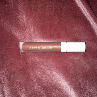 BLP By Lizzie Parra lip coat shade Maple Waffle