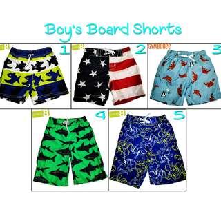Crazy 8 | Gymboree Boy's Board Shorts