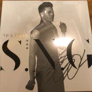 Nickthereal SNG Autographed Album
