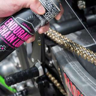 Muc off chain lube
